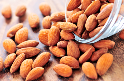 almonds health